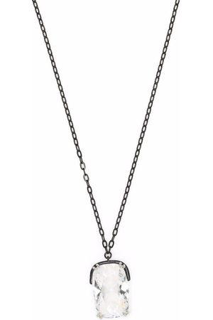 Swarovski Harmonia pendant oversized crystal necklace