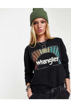 Wrangler Women Sweatshirts - Graphic sweat in