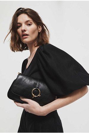WITCHERY Rosetta Pebble Shoulder Bag