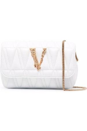 VERSACE Women Shoulder Bags - Virtus crossbody bag