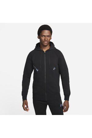 Nike Men Sweatshirts - Sportswear Air Max Men's Full-Zip Fleece Hoodie