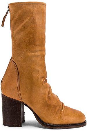 Free People Ellee Block Heel Boot in .