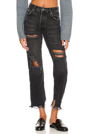 Free People Tapered Boggy Boyfriend in .
