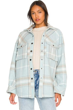 Free People Cabin Cozy Button Down in .
