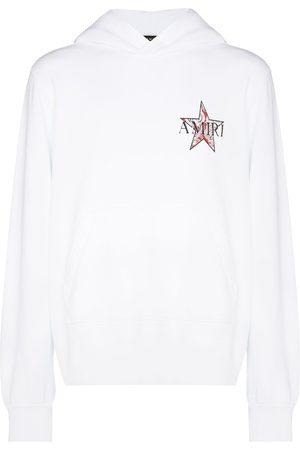 AMIRI Men Hoodies - Paisley star-print hoodie