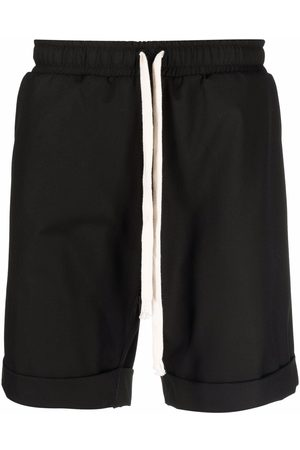 Alchemy Bermudas - Drawstring-waist shorts