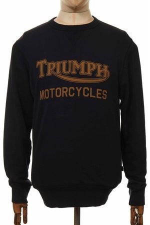 Triumph Men Sweatshirts - Motorcycles Radial Sweatshirt