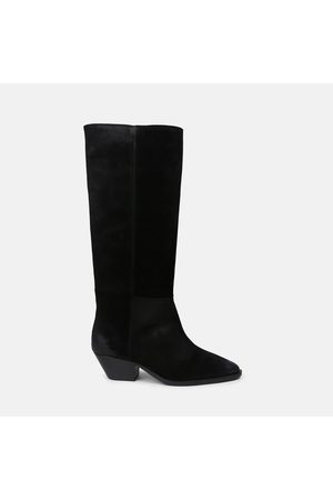 Royal RepubliQ Women Boots - HUNTER SUEDE HIGH BOOT