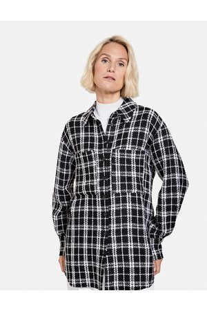 Gerry Weber & White Checked Shacket