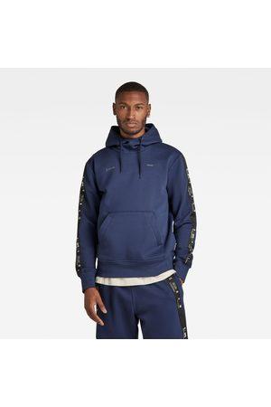 G-Star Sport Stripe Hooded Sweater