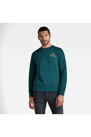 G-Star Quilted Sweater