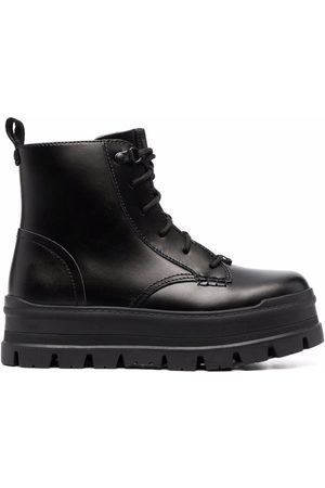 UGG Women Boots - Laced side boots