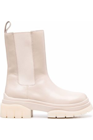 Ash Women Ankle Boots - Storm ankle leather boots