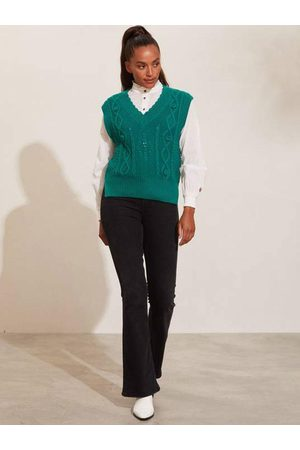 Odd Molly Women Gilets - Mary Knitted Vest