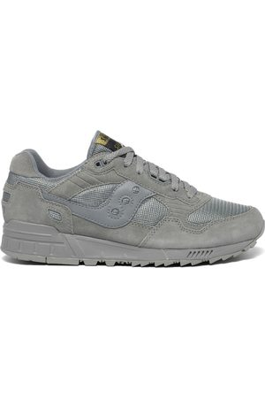 Saucony Women Sneakers - Womens Shadow 5000 Vintage Trainers Monument / Dove