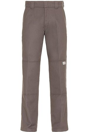 Dickies Flat Front Double Knee Pant in .