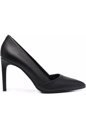 Calvin Klein Women Heels - Essential 90mm leather pumps