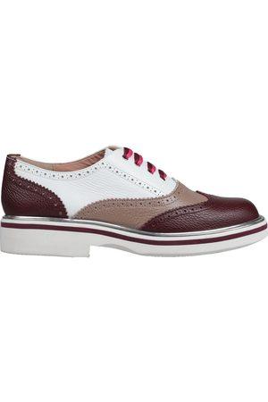 Pollini Women Heels - Lace-up shoes