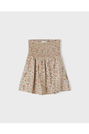NAME IT Women Mini Skirts - Ilillly Skirt Kids Teens - Skirts (Whisper ) Ilillly Skirt - Kids-Teens