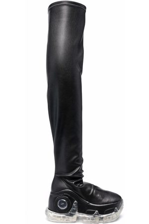 Swear Women Knee High Boots - Air Revive over-the-knee platform boots