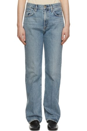 Goldsign Women Jeans - Blue 'The Martin' Jeans