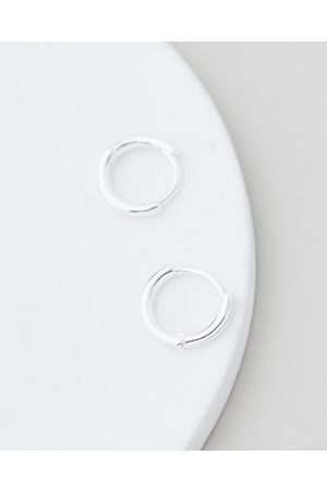 Orelia Mini Micro Hoop Earrings - Jewellery Mini Micro Hoop Earrings