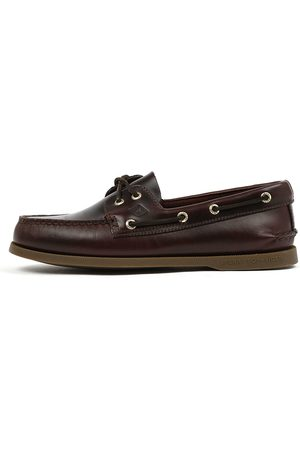 Sperry A/O 2 Eye Amaretto Shoes Mens Shoes Casual Flat Shoes