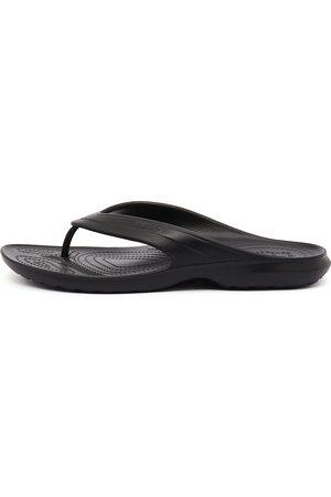 Crocs Classic Flip Sandals Mens Shoes Casual Sandals Flat Sandals