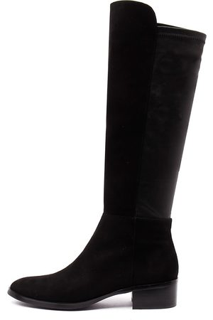 Tetley Boots Womens Shoes Casual Long Boots
