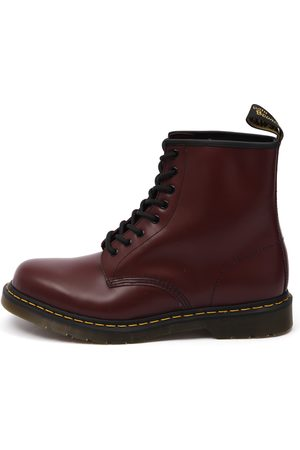 1460 8 Eye Boot Men's Cherry Boots Mens Shoes Casual Ankle Boots