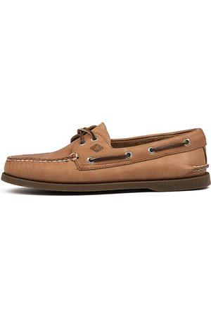 Sperry A/O 2 Eye Sahara Shoes Mens Shoes Casual Flat Shoes