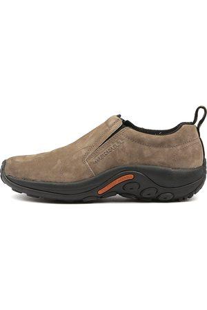 Merrell Jungle Moc Gunsmoke Shoes Mens Shoes Casual Flat Shoes