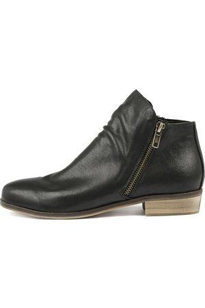 Django & Juliette Women Ankle Boots - Split Boots Womens Shoes Casual Ankle Boots