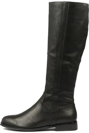 f4d46f0a1a08 Django   Juliette Yarari Boots Womens Shoes Casual Long Boots