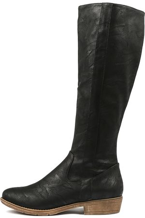 I LOVE BILLY Women High Leg Boots - Ronin Boots Womens Shoes Casual Long Boots