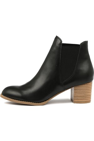 I LOVE BILLY Women Ankle Boots - Jalises Natural Heel Boots Womens Shoes Casual Ankle Boots