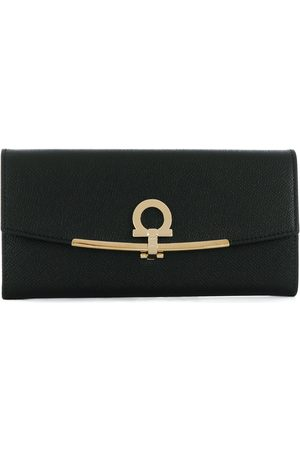 Salvatore Ferragamo Women Purses & Wallets - Foldover Gancio wallet