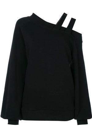 Ioana Ciolacu Asymmetric knit jumper