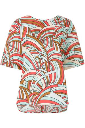 La DoubleJ Onde boxy T-shirt