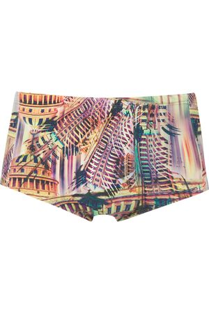 Lygia & Nanny Parati swim trunks