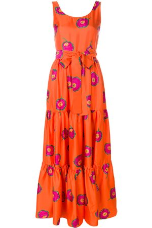La DoubleJ Sleeveless printed dress
