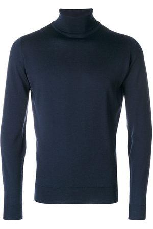 JOHN SMEDLEY Roll neck jumper
