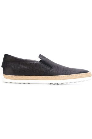 Tod's Men Flat Shoes - Classic slip on sneakers