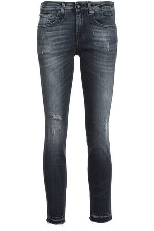 R13 Women Skinny - Skinny cropped jeans