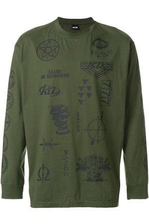 KTZ Multi-stamp sweatshirt