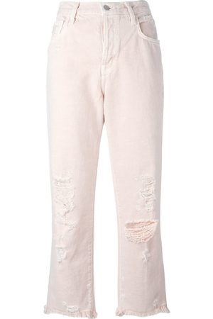 J Brand Ivy cropped jeans