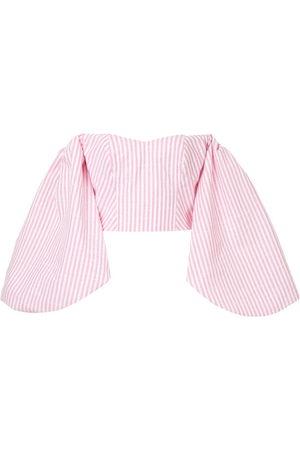 Bambah Striped Globo blouse