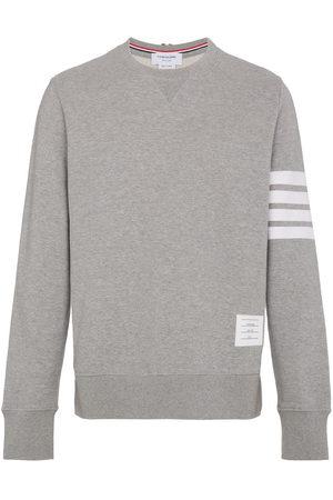 Thom Browne Men Sweatshirts - Engineered 4-Bar Jersey Sweatshirt