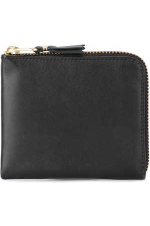 Comme des Garçons Classic half zip wallet