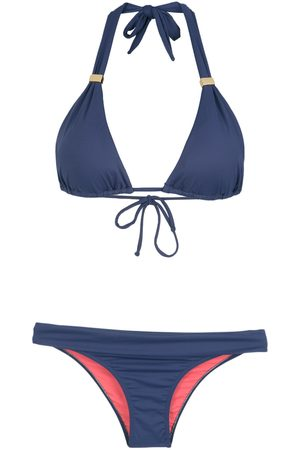 Brigitte Triangle bikini set